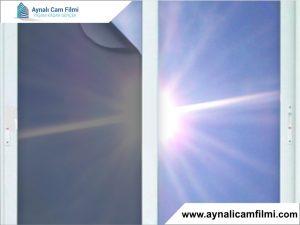 güneş kontrol cam filmi